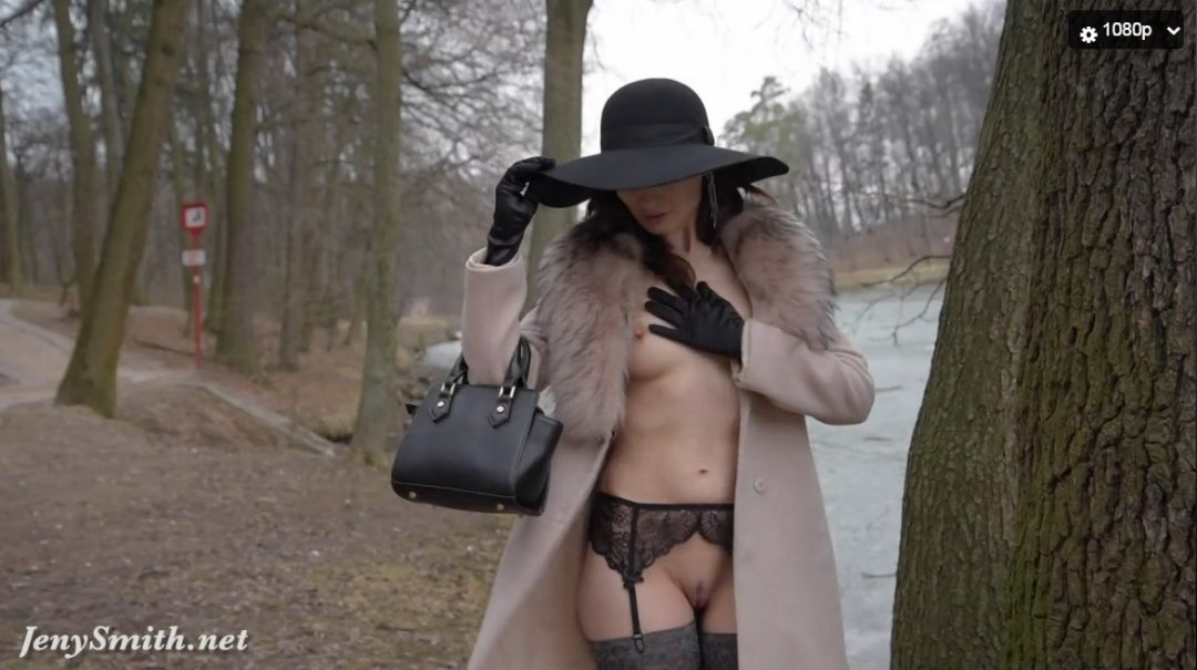"""Sexy Jeny Smith in """"The Estate"""" Video"""