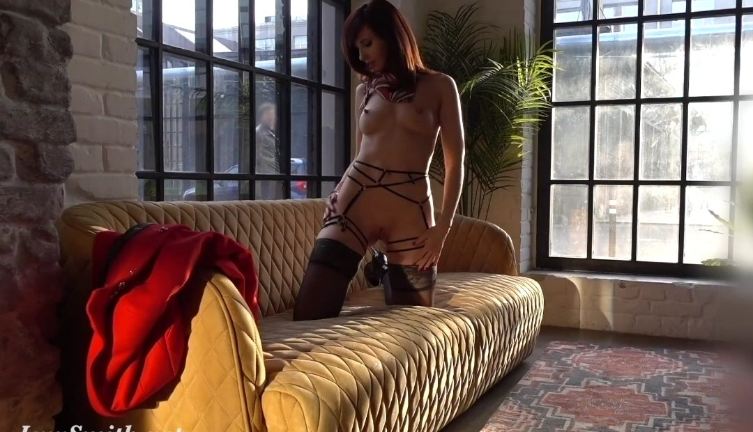 Free Video: Jeny Smith Naked in the Loft- Interview & Photoshoot