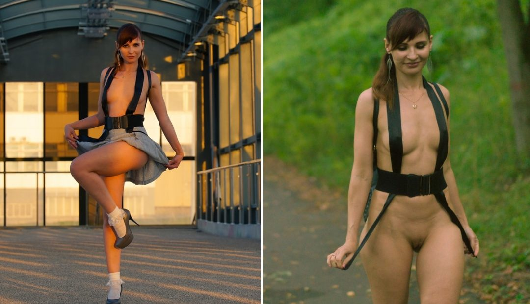 Photo Gallery: Jeny Smith In Anime Style Outfit